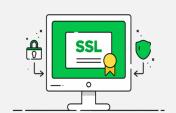 Tüm hosting ve bayi hosting hizmetlerinde ücretsiz SSL sertifikası!